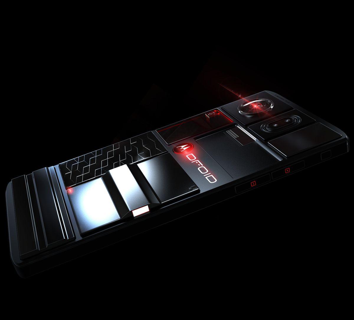 The Moto Droid Genesis!